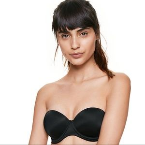 New Victoria's Secret Pink Multi-Way Push-Up Bra